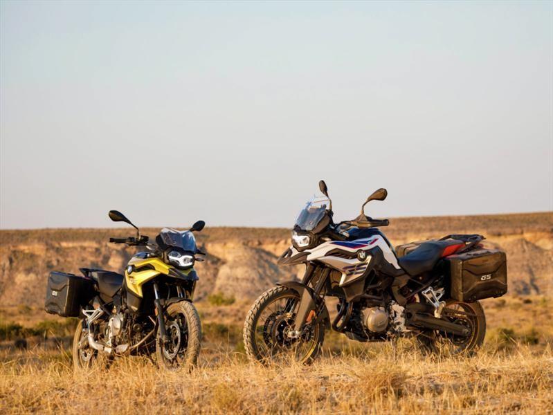 BMW Motorrad presenta en Chile las nuevas F 750 GS y F 850 GS