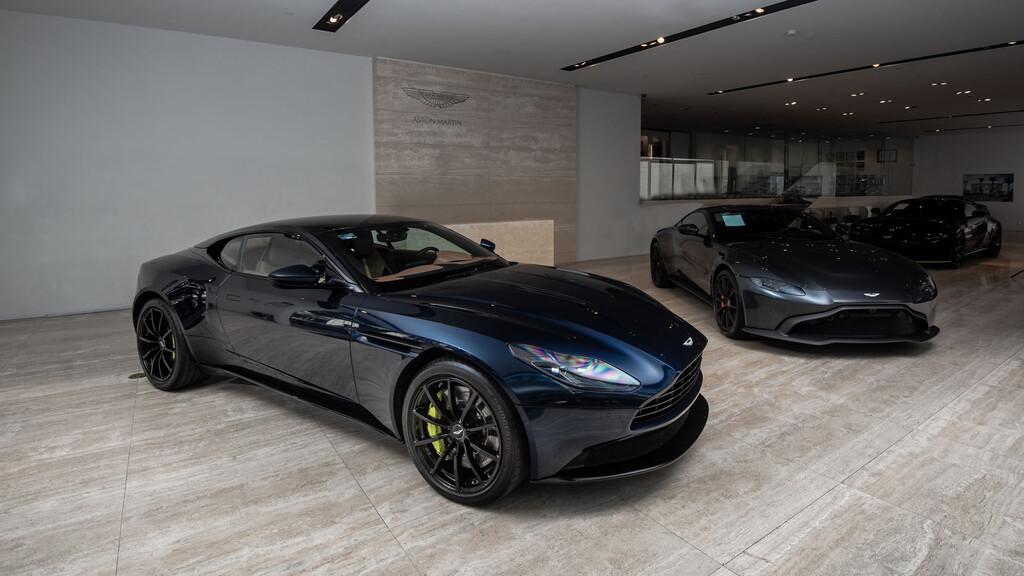 Aston Martin Dbx Llegará A México En 2020 La Marca Espera Que Su Primera Suv Sea Un éxito