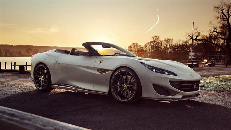 Ferrari Portofino por Novitec obtiene más poder y, de paso, mejora su e imagen