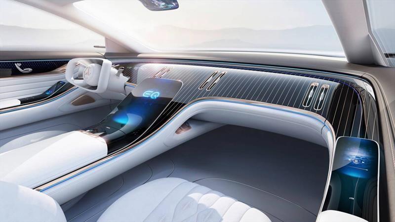 Mercedes-Benz EQ Concept se prepara para su debut