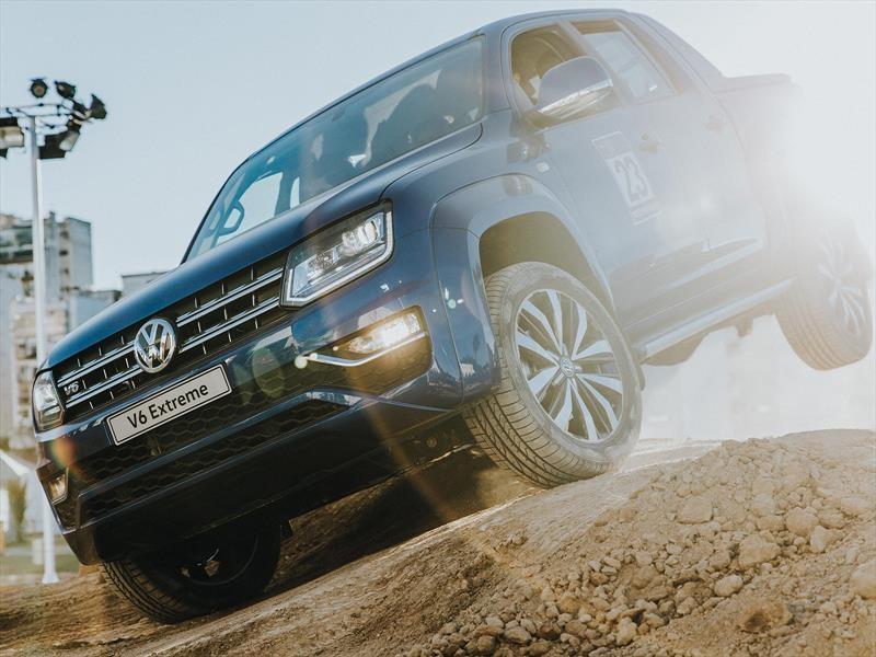 Volkswagen, presente en La Rural