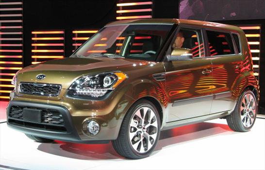 Nuevo Kia Soul 2012: Cambios en carrocería y motor