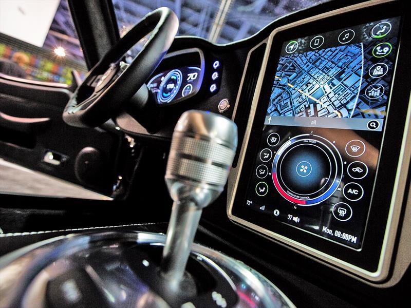 Resultado de imagen para AUTOS DE CONDUCCIÓN AUTOMÁTICA, SIN CONDUCTOR