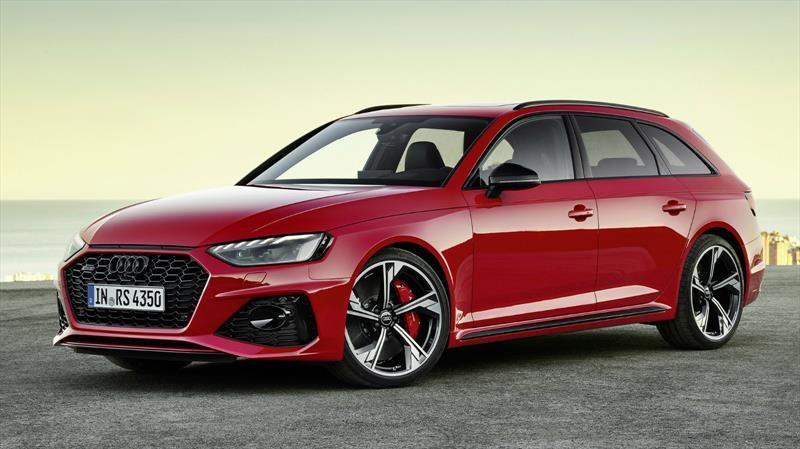 Audi RS 4 Avant 2020, el station wagon extra deportivo es mejorado