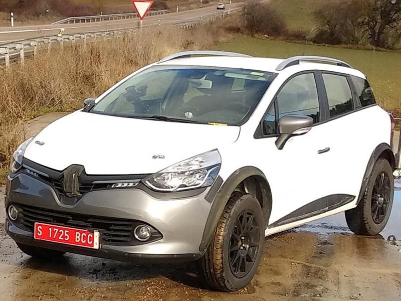 La nueva Renault Captur ya está en fase de pruebas