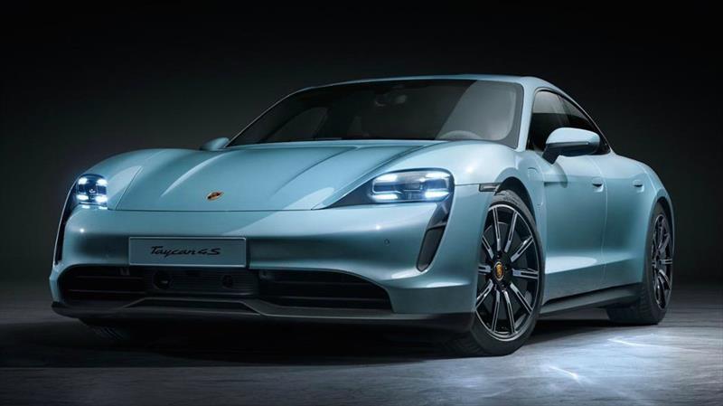 Porsche Taycan 4S 2020 tiene menos poder, pero más autonomía