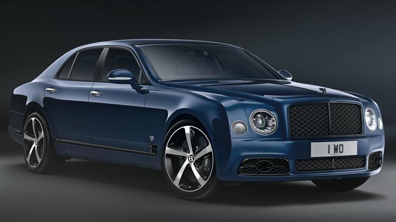 Bentley Mulsanne 6.75 Edition , un auto de colección limitado que solo 30 personas pueden tener