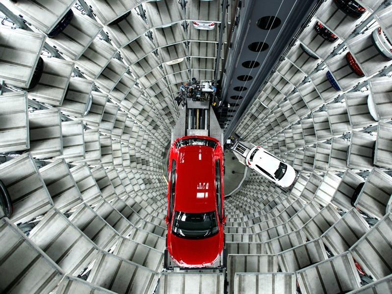 Volkswagen Group se alza como el mayor fabricante de 2016