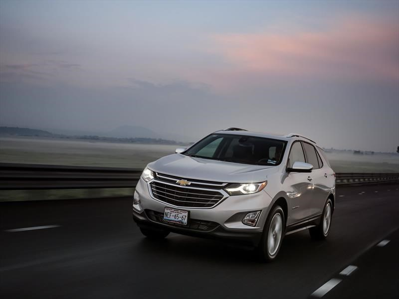 Exclusivo: Chevrolet Equinox a prueba