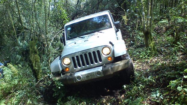 Jeep Wrangler 2012 primer contacto