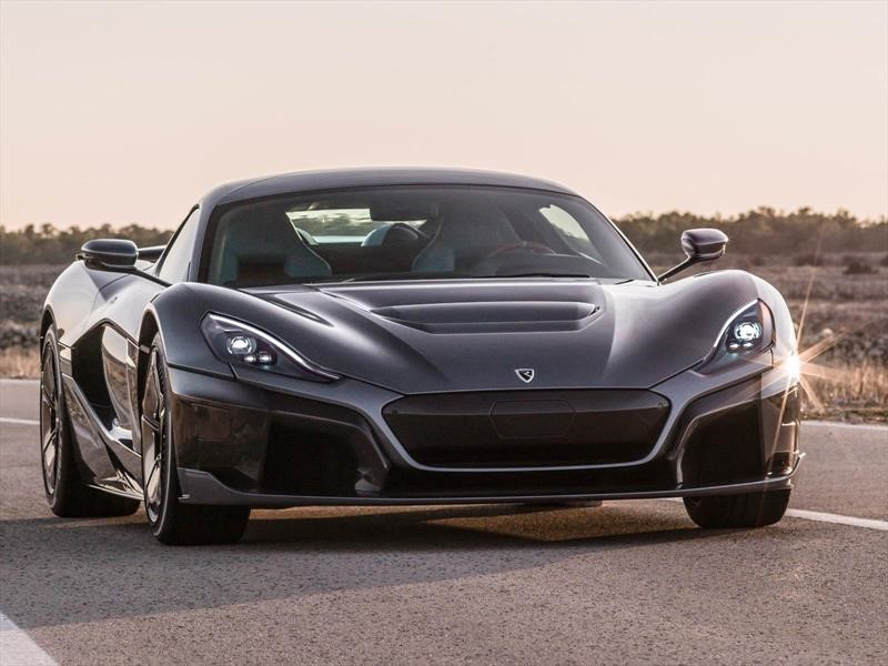 Porsche compra el 10% de las acciones de Rimac