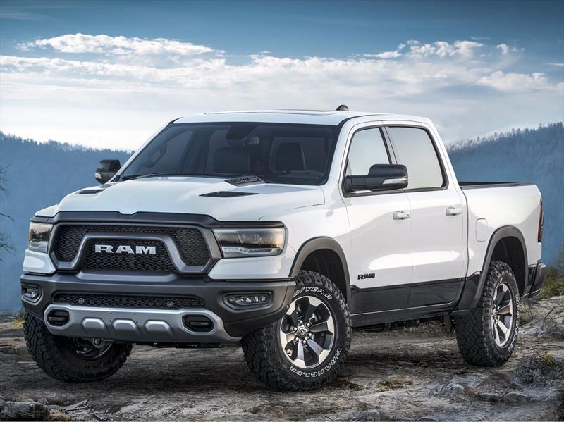 Aunque no lo creas: La RAM 1500 es el Green Truck of the Year