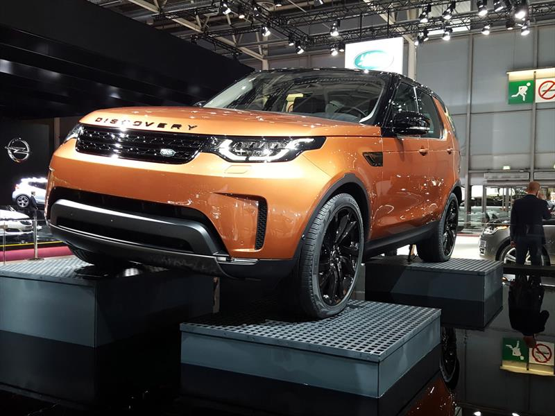 sal n de par s 2016 land rover discovery 2017 mejor que nunca noticias novedades y. Black Bedroom Furniture Sets. Home Design Ideas