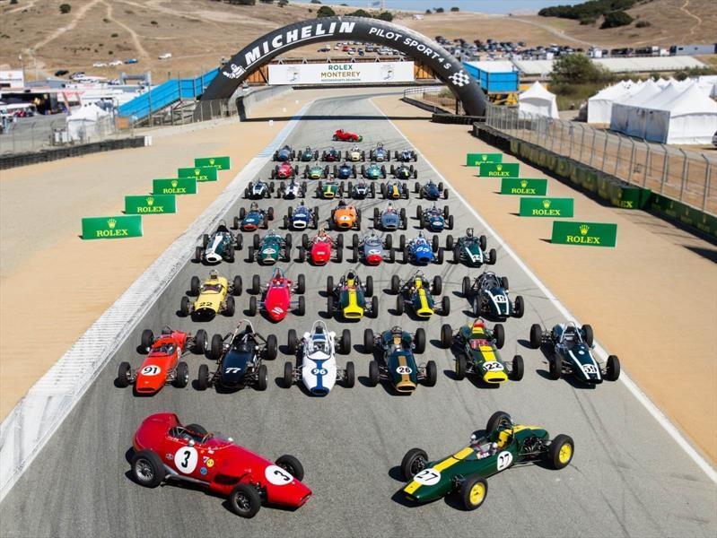 Monterey Motorsport Reunion 2017, un evento que reúne pasión y gloria