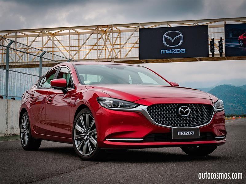Mazda6 2019 en Chile, la evolución final