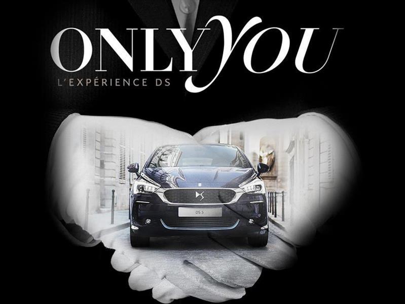 Only You, más que un servicio, un romance entre tú y DS