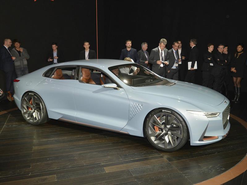Genesis New York Concept, una visión del futuro deportivo coreano