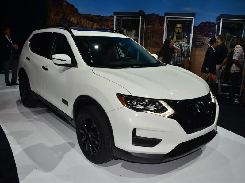 Nissan Rogue One Star Wars Limited Edition, un SUV galáctico