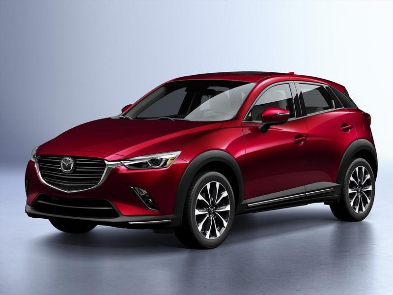 Mazda CX-3 2019 se actualiza