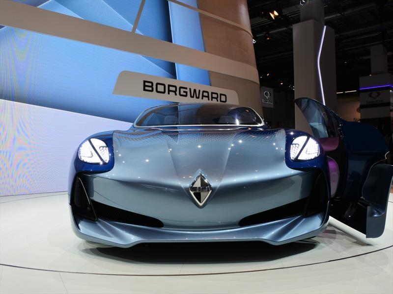 Borgward Isabella Concept: un regreso muy esperado