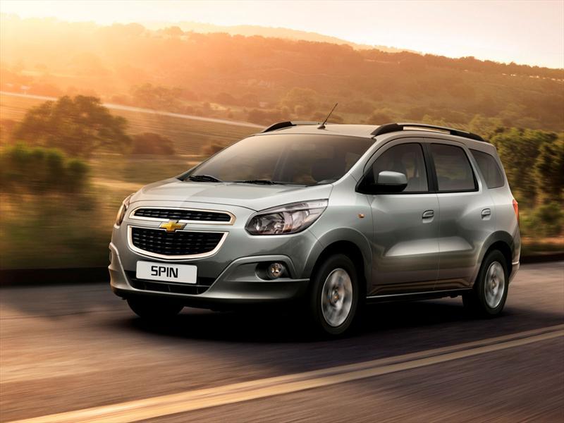 Chevrolet Presenta La Nueva Spin Disel Autocosmos