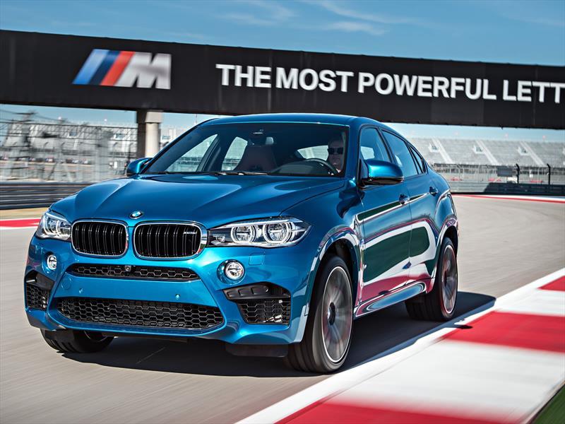 BMW X6 M 2015, lo manejamos en la pista de Austin, Texas