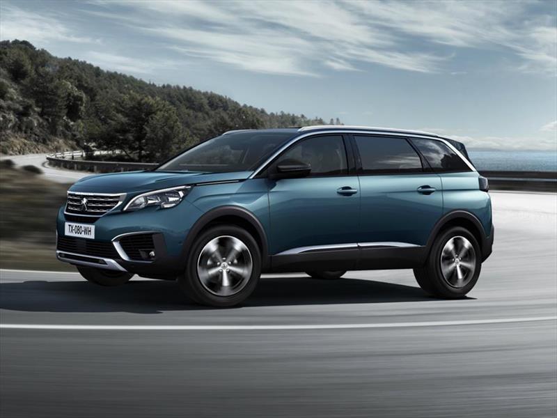 Peugeot 5008 se lanza en Argentina