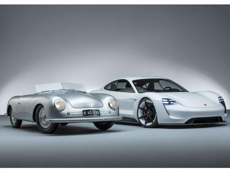 Porsche festeja el 70º aniversario su primer deportivo