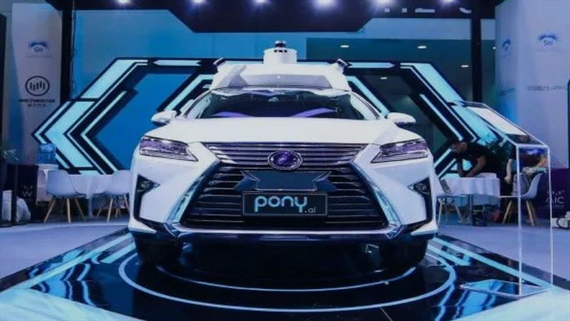 Toyota crece su asociación con Pony ai para el desarrollo de vehículos autónomos