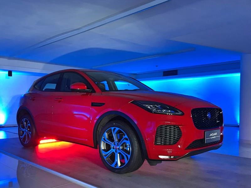 E-Pace 2018, llega a Chile el segundo SUV de Jaguar