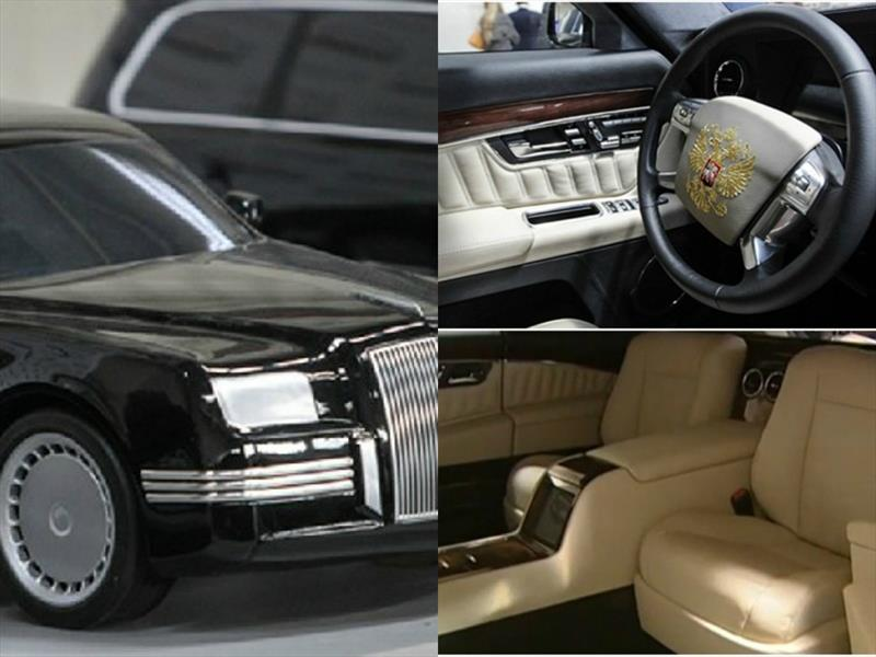 proyecto cortege el pr ximo auto de vladimir putin. Black Bedroom Furniture Sets. Home Design Ideas