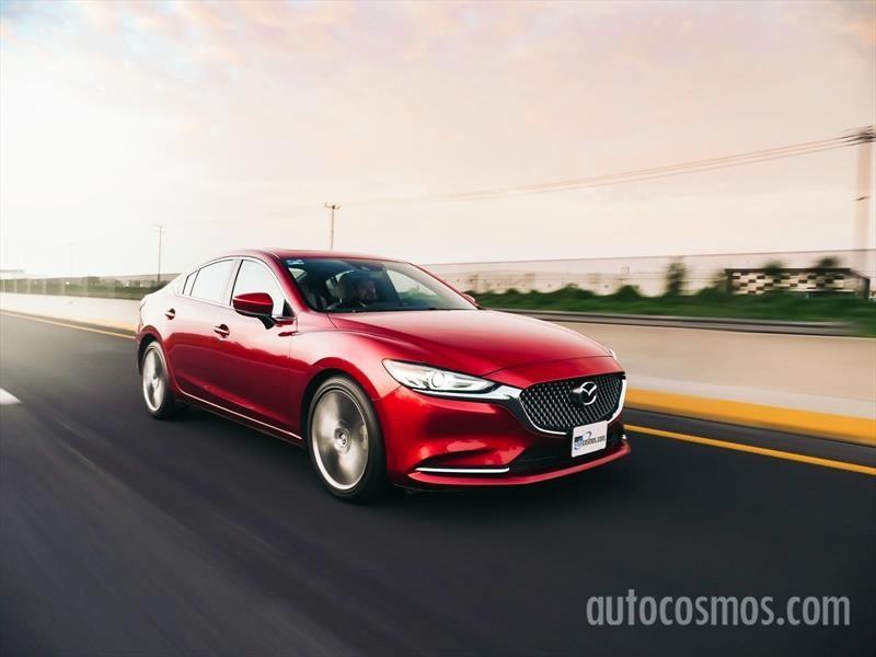 Test drive Mazda6 2019