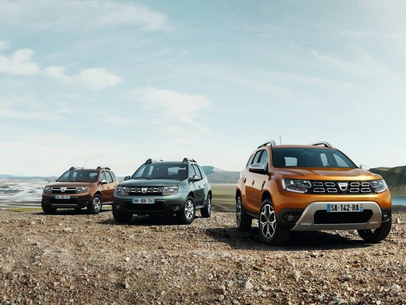 Dacia anticipa el nuevo Renault Duster 2018