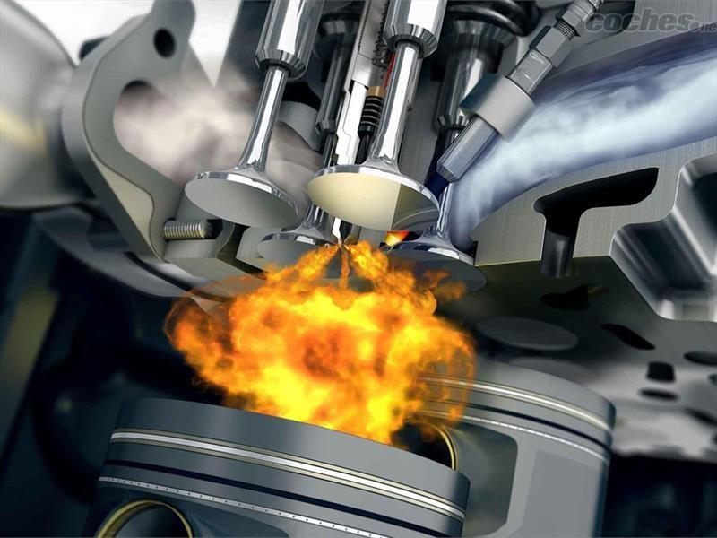 Video: Un motor transparente para ver la combustión interna