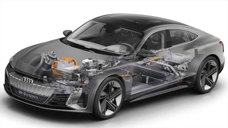 Cuáles son las plataformas de los autos eléctricos de Audi