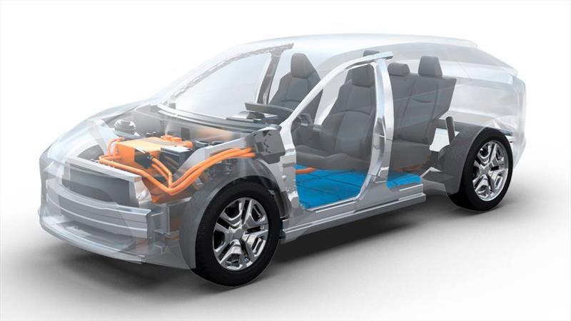 Toyota y Subaru desarrollan una plataforma para la producción de autos y SUVs eléctricos