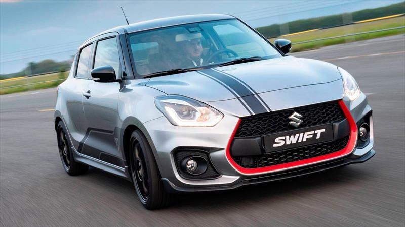 Suzuki Swift Sport Katana 2019, digno de un guerrero samurái