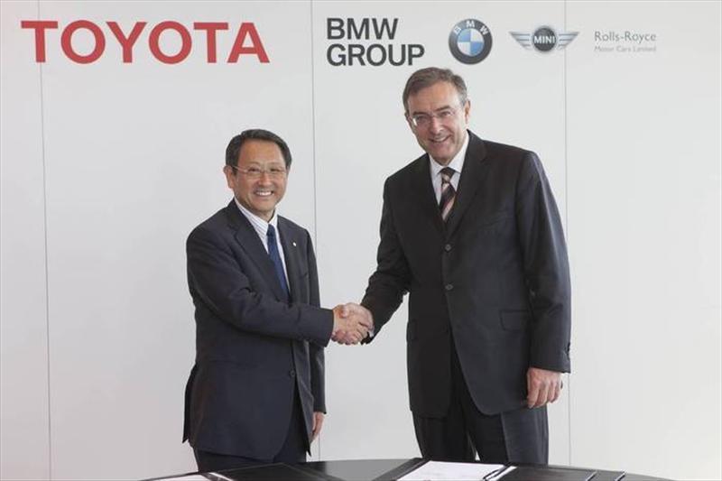 BMW Group y Toyota Motor Corporation extienden colaboración