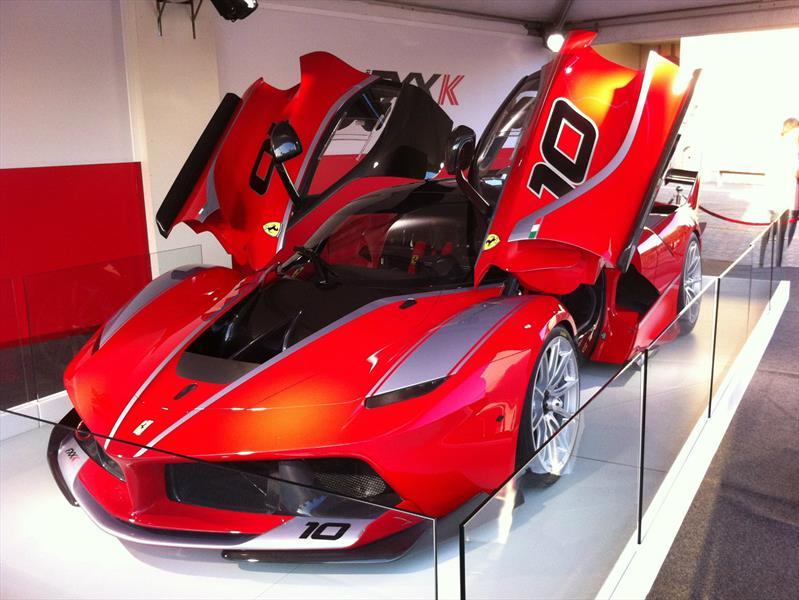 Venta De Autos Usados >> Se vende el primer Ferrari FXX K usado - Autocosmos.com