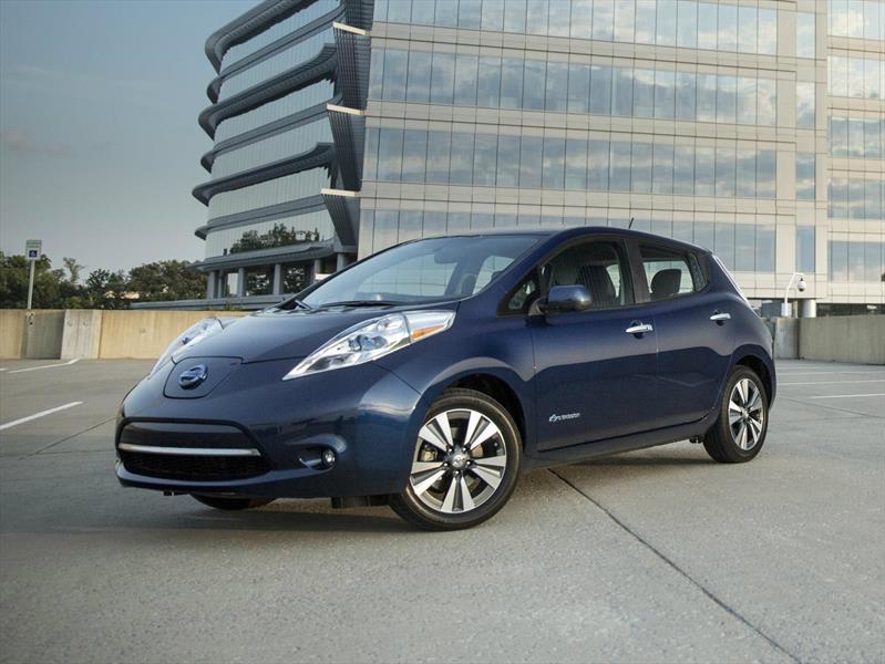 Renault-Nissan han puesto a rodar 350.000 carros eléctricos