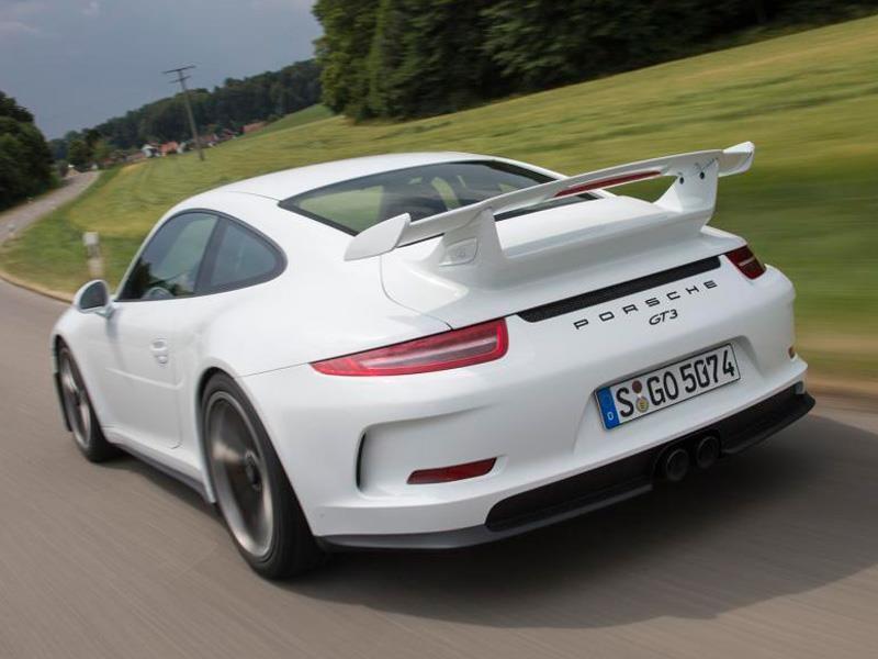18 unidades del Porsche 911 GT3 a la venta