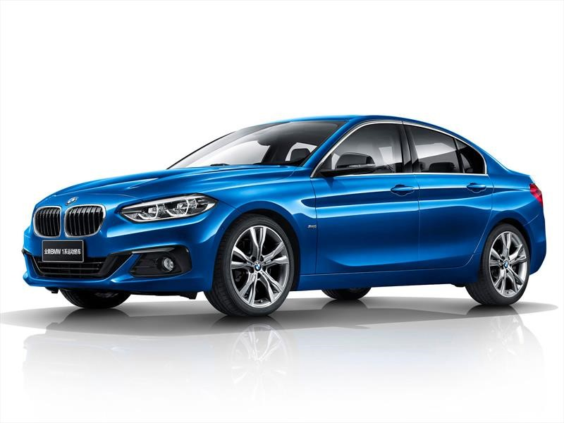 BMW Serie 1 Sedán 2019 se presenta