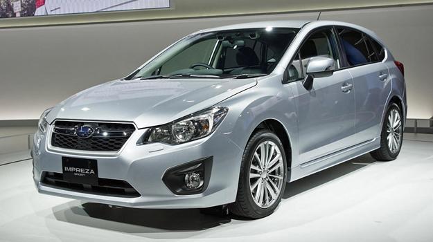 Subaru reconocida por su seguridad
