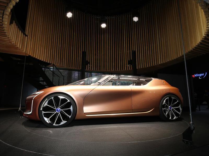 Renault Symbioz, giro de 180° de la firma francesa en el IAA 2017