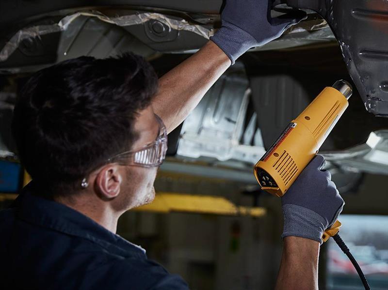 General Motors presenta GM Collision Repair Network