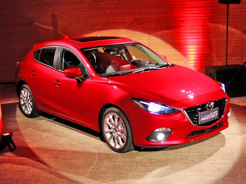 Mazda3 I Sport >> All New Mazda3 2015: Estreno oficial en Chile