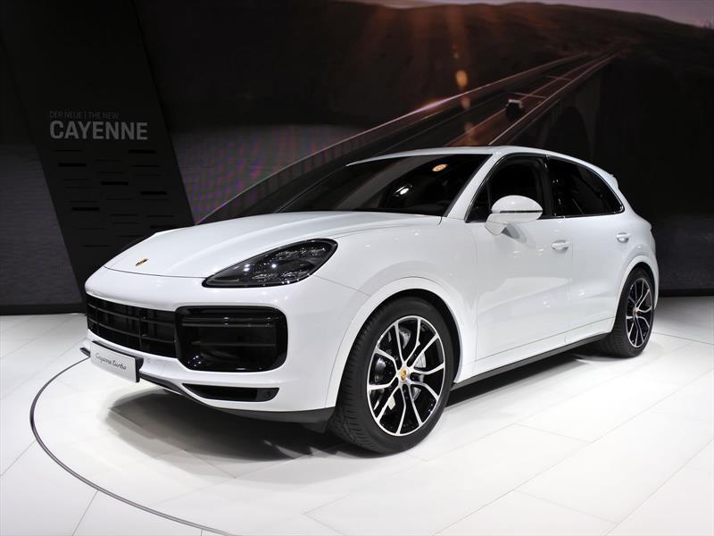 Porsche Cayenne Turbo 2019, en la cima de las SUV deportivas