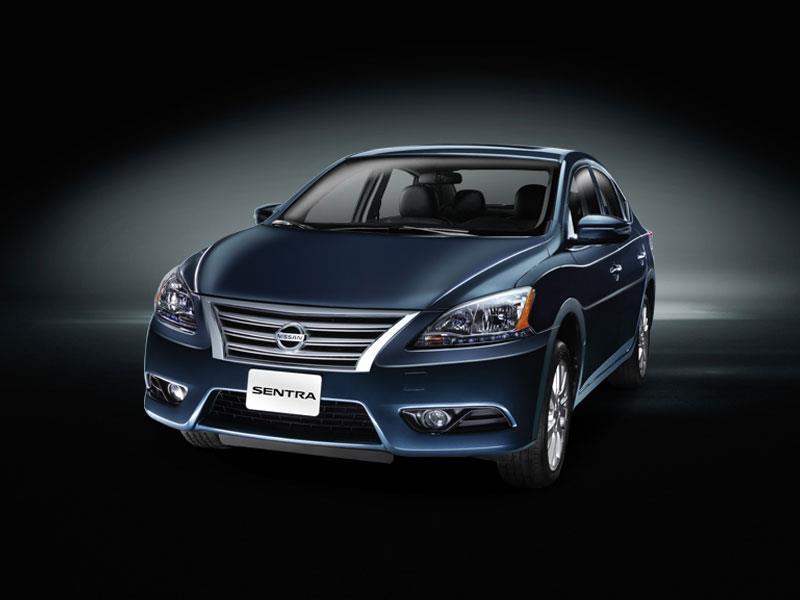 Nissan Sentra 2014 llega a México desde $224,600 pesos ...