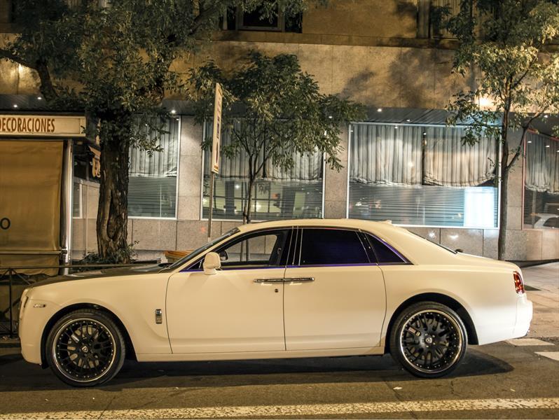 Cristiano Ronaldo Agrega Un Rolls Royce Mas A Su Coleccion De Autos