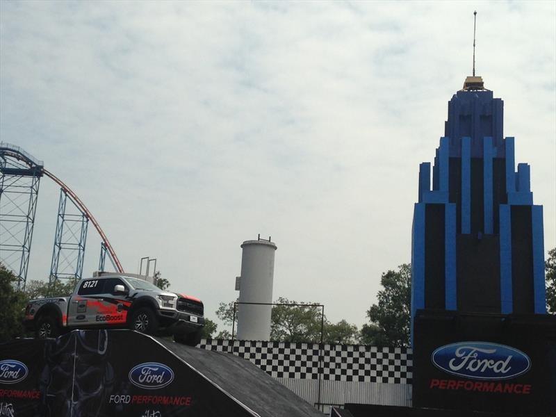Show Ford Performance presenta su segunda edición en Six Flags